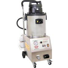 VAPOR CLEANING SYSTEM W/VACUUM