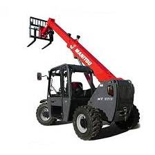 TELESCOPIC FORK LIFT 5000 LBS 19'