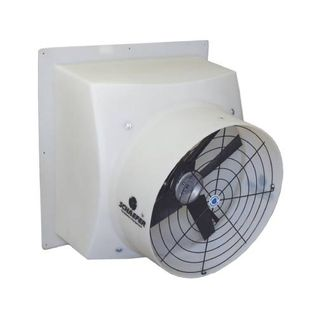 "12"" EXHAUST FAN FOR GASES & DUST"