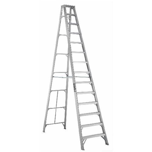 14' STEP LADDER ALUMINIUM