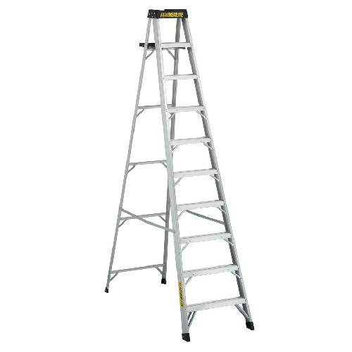 10' STEP LADDER ALUMINIUM
