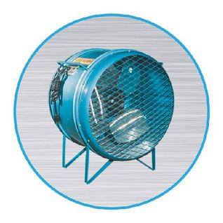 "VENTILATEUR 20"" BARIL"