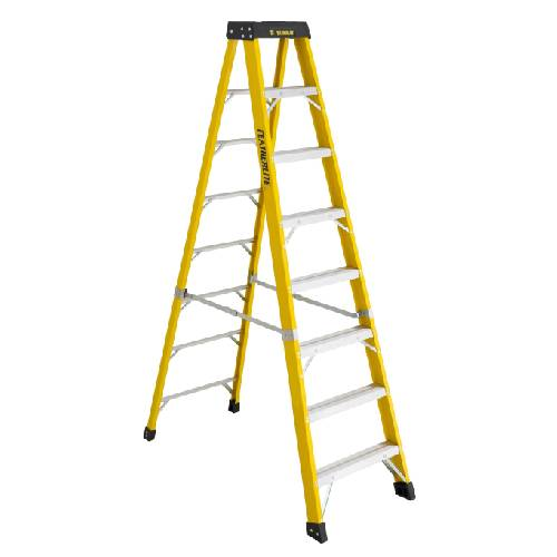8' STEP LADDER FIBERGLASS