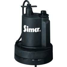 "SUBMERSIBLE 3/4"" PUMP 110 V."