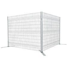 FENCING SECTION 8' LONG 6' HIGH
