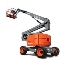 63' ARTICULATED AERIAL LIFT DUAL FUEL