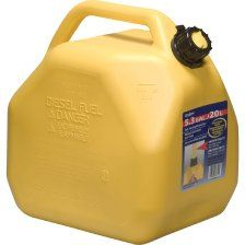 20 LT DIESEL FUEL CAN (YELLOW)