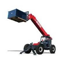 TELESCOPIC FORK LIFT 10,000 LBS 55'