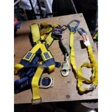 BODY HARNESS KIT FOR SAFETY